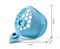 마시는 구멍 스탠드와 3D 실리콘 마스크 브래킷 호흡 마스크 도구 액세서리 owa4101 향상에 편리한 내면 지원