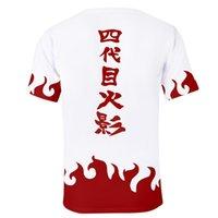 일본어 애니메이션 나루토 3D 프린트 티셔츠 남성 Hkage 닌자 니아 Konoha 사스케 이타치 Uchiha 카카시 아카 츠키 짧은 소매 재미 있은 티셔츠