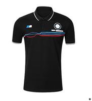 Yaz Yeni Yarış Takım Elbise Kısa Kollu Yaka T-shirt Polyester Hızlı Kuruyan Motosiklet Jersey Polo Gömlek Mekan Kültürü Polo Gömlek Hız Surren