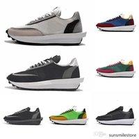 Original SACAI LDV 7 Waffel Daybreak Casual Luxus Streetwear Trainer Herren Frauen Designer Atmen Treifer S Sports Schuhe Größe 36-45