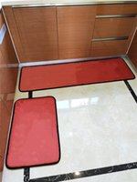 Carta completa Carpete Moda Homens e Mulheres Imprimir Mat Novo 15 Opcional Bath Mat Sets Top Quality Carta Imprimir Impressão Não-Slip Mat 2 Pçs / Set