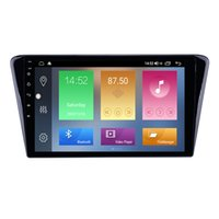 10.1 Inch Radio Car dvd Android 10 for Peugeot 408 2014 with GPS Navigation USB WIFI support SWC 1080P support Carplay