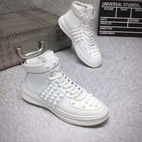 أحذية عالية الجودة الكلاسيكية عالية أعلى عارضة مع مريحة الداخلية زيادة الدانتيل متابعة مع اللون الصلبة عارضة برشام أحذية جميلة packag