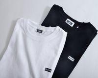 20ss KITH BOX T Gömlek Erkekler Kadınlar Harajuku Japonya Rahat Tişört Kith Top Tees KITH Yaz Akın Klasik Moda T-Shirt X1214
