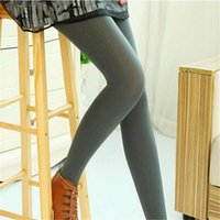 Women's Leggings Fashion Autumn And Winter High Elasticity Good Quality Thick Pants Warm