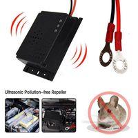 Interior Decorations Electronic Repeller Automobiles Parts Accessories Car Vehicle Anti-Rat Rat Engine Compartment Ultrasonic