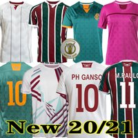 Fluminense Futebol Jersey Club 20 21 Home 2020 2021