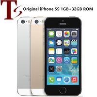 IPPLE 5S IOS IOS 16 GB / 32 GB / 64 GB / 32 GB / 64 GB / 64 GB / TOUCH ID GPS GPS 8MP ID Fingerprint 4G LTE Mobile Phone