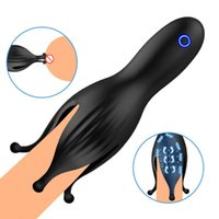 Glans Trainer Masculino Masculino Sexo Brinquedos Para Homens Penis Vibradores Massager Stimulator Penis Exerciser Vibrador Adulto Produto