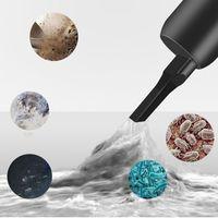 Lavadora de automóveis Portátil portátil portátil 120W 3500PA Vaccum molhado / seco para limpadores domésticos