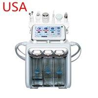 EUA Armazém's Best-seller Best-seller Coreano Broca Microcristalina Moagem e Peeling Machine 6 em 1 Bolha Pequena DHL livre