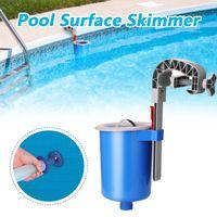 Accessori per piscine Superficie da bagno Skimmer con pompa del filtro per la pulizia del terreno automatico