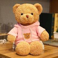 Teddy Bear Doll Ragdoll Plush Toys Give Girls Graduates' Day Gifts