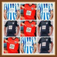 21 22 كرة القدم الفانيلة ملقة المنزل Away Third 2021 2022 K. Bare Casas Juanpi Adrian CF Jairo Juankar Juande Luis Munoz Rivas Football S