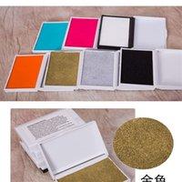 Bébé Articles Souvenirs Cadeau Baby Paw Pad Pad Pied Imprimer Imprimer Photo Cadre Touch Cadre à encre Vente chaude 384 Y2