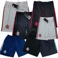 NUEVO 2020 2021 2022 Pantalones cortos de fútbol Flamengo Diego Home Alojamiento 3º 20 21 22 Pantalones deportivos de entrenamiento de fútbol S-2XL