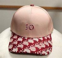 الصيف قبعة بيسبول القديم نمط جاهز قبعات مصمم كاب أزياء مصممين قبعات القبعات رجل إمرأة عارضة دلو قبعة