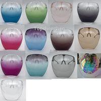 Noticias 13Colors Safety Face Shield Gafas Faceshield Visor Transparente Anti-Fog Anti-Splash Capa Cubierta Cara Completa Ojos Protectores Mascarilla Cara