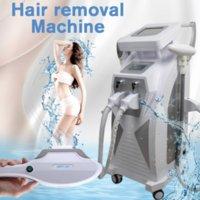 Für den Heimgebrauch Elect IPL RF SHR IPL-Haarentfernung Hautheben RF-Maschine ND YAG-Laser Langzeitimpuls-Haarentfernung