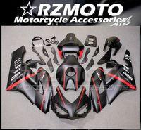 Molde de inyección NUEVO ABS Jerarquía completa Kits FIT FOR HONDA CBR1000RR 2004 2005 04 05 CBR1000 Bodywork Set mate negro rojo