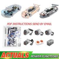Molde King Power Funcion System Battery Box Motor Compatible Lepinblocks 20086 20001 42083 42056 Bugatti Moc Coche Bloque