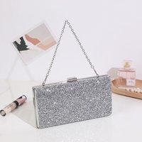 New fashion Dinner Bag with diamond personality bag coco cross handbag lady