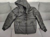 2021 Новая зимняя мужская куртка мода тенденция куртка хлопчатобумажная куртка пару густые теплые мужчины и женщины короткие мужские одежды куртки S11