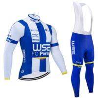 الربيع، الصيف والخريف جديد W52 فريق الدراجات جيرسي دراجة السراويل مجموعة روبا ciclismo الرجال النساء الدراجة سترة مايوه
