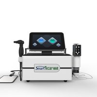 الذكية Tecar موجة EMS RF معدات العلاج الطبيعي العلاج العلاج بالألم الإغاثة الرياضية إعادة التأهيل والأغراض المضادة للالتهابات