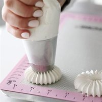 Kuchen-Werkzeuge 1Pc Russische Piping-Düsen Kreis Runde Blume Cookie Keks Eiscreme Gebäck Tipps Schimmel Dekorieren Küchengeräte