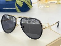 Sunglasses For Men and Women Summer style 0759 Anti-Ultraviolet Retro Plate Plank Oval frame fashion Eyeglasses Random Box