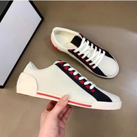Ace Bee Stripes Shoe Walking Sports Trainers Tiger Cheap Men Women Sneaker Casual Shoes Luxury Snake Designer Low Top Leather drX GUCCI