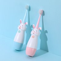 جديد حار الأطفال فرشاة الأسنان الكهربائية نمط الأسنان فرشاة الأسنان فرشاة الأسنان الأسنان للأطفال مع استبدال رأس