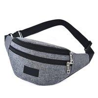 Waist Bags 2021 For Women Fashion Crossbody Chest Bag Unisex Lightweight Belt Mobile Phone Shoulder Messenger