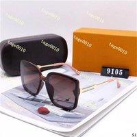 2021 Yuvarlak Metal Güneş Gözlüğü Tasarımcılar Gözlük Altın Flaş Cam Lens Erkek Bayan Ayna Güneş Gözlüğü için Yuvarlak Unisex Sun Glasse 1188