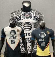 리가 MX 플레이어 버전 2020 2021 클럽 아메리카 축구 유니폼 Giovani O.Lainez R.Martinez 홈 멀리 20 21 축구 선수 셔츠 S-2XL