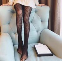 Diseñador de mujer calcetines de moda medias sedoso sexy lujo mujer medias al aire libre maduro marca vestido de la marca