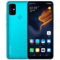 Original Gionee K7 5G Mobiltelefon 8 GB RAM 128 GB ROM T7510 Octa Core Android 6,53 Zoll Vollschirm 16MP AF 5000mAh Gesicht ID Fingerprint Smart Handy