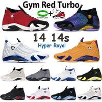 Spor Salonu Kırmızı Turbo Erkekler 14 Basketbol Ayakkabı 14 S Spor Eğitmenler Üniversitesi Altın Kraliyet Mavi Dogernbecher Siyah Çok Renkli Erkek Sneakers Etiketi