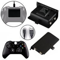 For XBOX ONE Controller Battery with Charging Cable Backup Battery Pack for Xbox one Wireless Gamepad Rechargeable Battery Kits