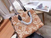 A nova sacola 2021 Fêmea Bolsas de lona Bolsa Bolsa Beach Moda Messenger Bags Mulher Senhoras Bolsas Totes Bolsas Meninas Mulheres