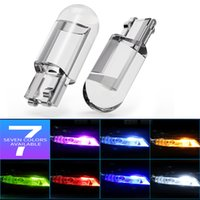 LED Car bulb T10 Signal Lamp 12V Interior Lighting for Map Dome Courtesy Trunk License Plate Dashboard Lights