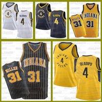 Reggie 31 Miller Victor 4 Oladipo Jerseys IndianaPacersMalla de Milwaukeeray Giannis 34 Antetokounmpo Allen Bucks20/21