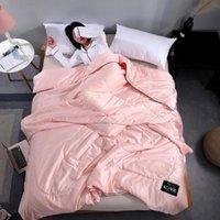 Couchons Ensembles Été lavables Climatisation Couette Couverture de couette pour Lit Canapé Enfants Adultes Adultes Queen King Taille Couverture