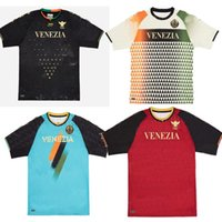 21 22 Venezia FC Soccer Jerseys Home Aramu 10 Forte 11 Peretz Heymans Tessmann Crnigoi 2021 Jersey Camisetas de fútbol Kids Away Di Mariano Ceccaroni Conjuntos 2022 TERCERO