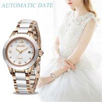 Rose Gold Watch Women Quartz es Ladies Top Brand Luxury Female Wrist Girl Clock Relogio Feminino+Box 210624