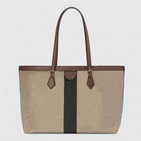 LVLOUISBAGVITTONLV Tote Tone Women Open Casual Large Bag Two Patchwork HBf1 With Green Red Canvas Classic Fibre Band Lady Com Ssmw