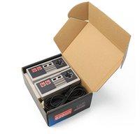 Video El Oyuncu Mini Oyun Konsolu 620 500 Oyunları AV Çıkış Çift Oyuncu Kontrol Perakende Paket Kutusu ile