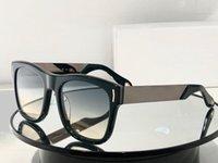 Top Calidad 7016 Eyeaglasses para mujer Marco Lente transparente Hombres Gafas de sol Estilo de moda Protege los ojos UV400 con caso