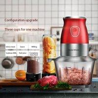 Trois dans un mélangeur Mélangeur de viande multi-fonctionnelle machine de cuisson de ménage petit miaire meulage électrique